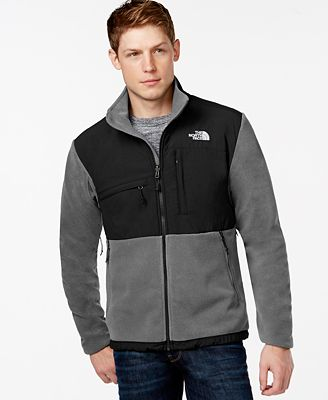 The North Face Men's Denali Fleece Jacket - Coats & Jackets - Men ...