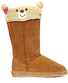 BEARPAW's Emma Cold Weather Boots & Knit Boot Cuffs