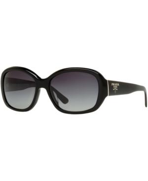 Prada Sunglasses, Prada Pr 31NSA 58 Asian Fit at Macys.com