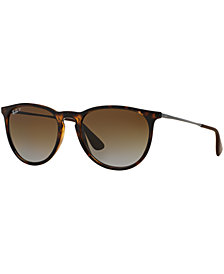 Ray-Ban Polarized Erika Sunglasses, RB4171