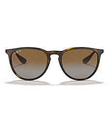 Ray-Ban Polarized Sunglasses, RB4171 ERIKA