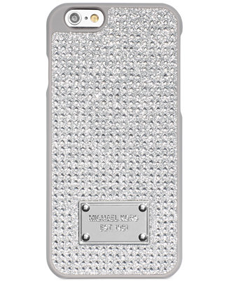 michael michael kors iphone 6 case handbags accessories macy 39 s. Black Bedroom Furniture Sets. Home Design Ideas
