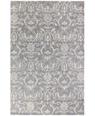 Macyu0027s Fine Rug Gallery Orleans Elysian Grey ...