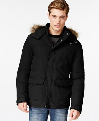 American Rag Men's Snorkel Parka Coat Only at Macy's - Coats