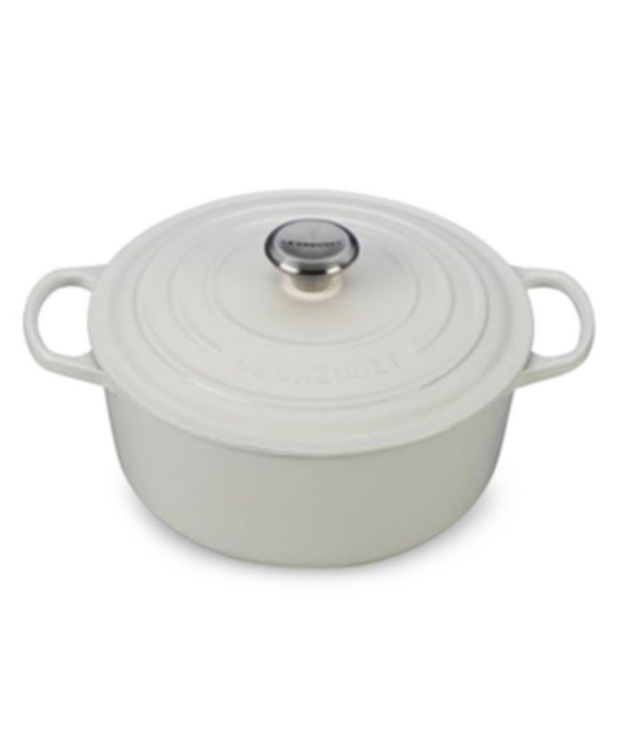 Le Creuset - Signature Enameled Cast Iron Round French Oven, 5.5 Qt.
