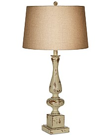 CLOSEOUT! Pacific Coast Cheshire Country Table Lamp