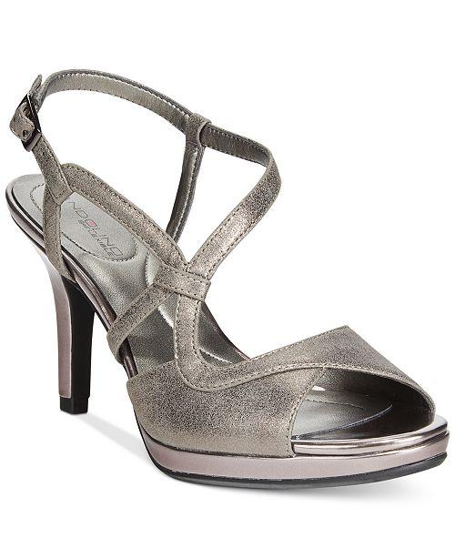 54e02212d8c Bandolino Swain Evening Sandals   Reviews - Sandals   Flip Flops ...