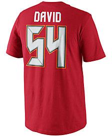 Nike Men's Lavonte David Tampa Bay Buccaneers Pride Player T-Shirt
