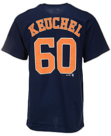 Majestic Men's Dallas Keuchel Houston Astros Player T-Shirt