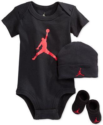 Jordan Baby Boys' Three-Piece Jordan Jumpman Set - Sets ...