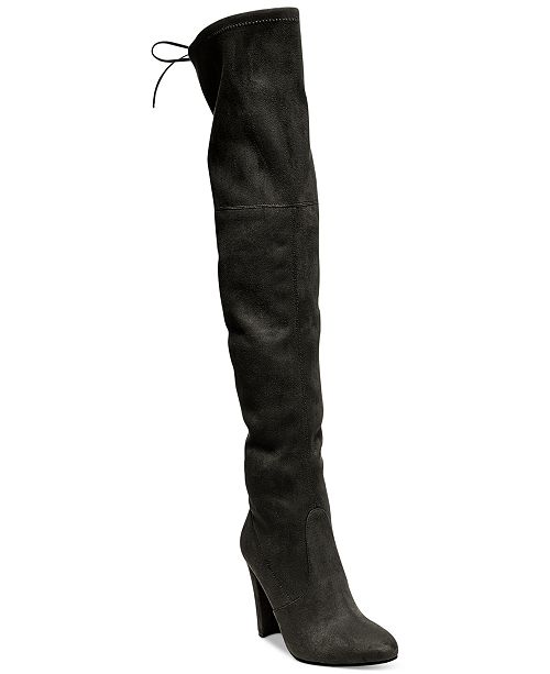 8029c023a1a Steve Madden Women s Gorgeous Over-The-Knee Boots   Reviews - Boots ...