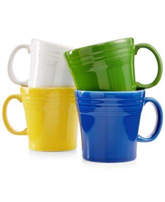 Turquoise Tapered 15-oz. Mug