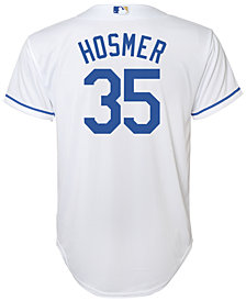 Majestic Kids' Eric Hosmer Kansas City Royals Replica Jersey, Big Boys (8-20)