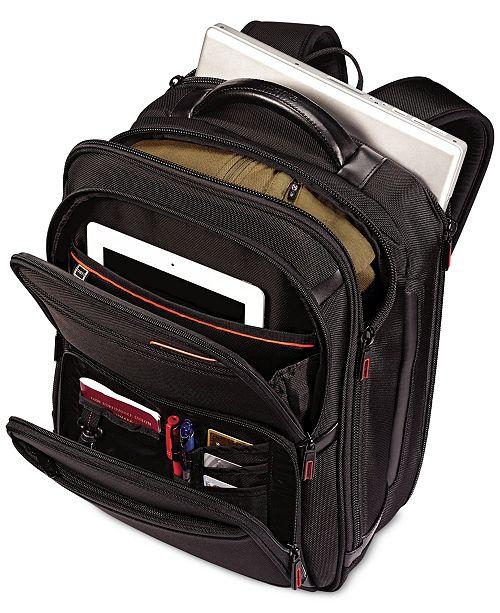 28302f160 Samsonite Pro 4 DLX Urban Laptop Backpack & Reviews - Backpacks ...