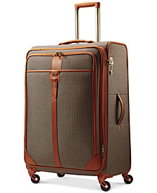 "CLOSEOUT! Hartmann Herringbone Luxe 29"" Long Journey Expandable Spinner Suitcase"