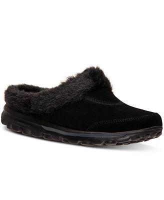 skechers clogs. skechers women\u0027s gowalk embrace casual slipper clogs from finish line