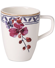 Villeroy & Boch Artesano Provencal Lavender Collection Porcelain After Dinner Cup