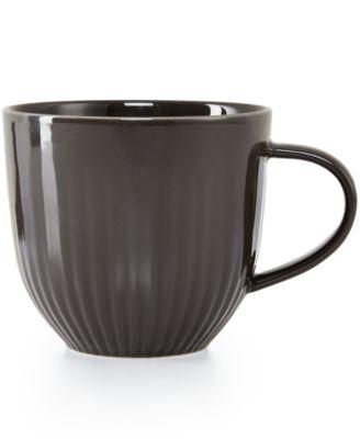 Modern Dinnerware Porcelain Mug, Created for Macy's