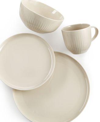 modern dinnerware porcelain rose quartz dinner plate created for macyu0027s - Modern Dinnerware