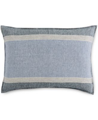 hotel collection linen stripe king sham only at macyu0027s