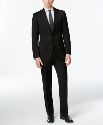 Vestidos manga larga calvin klein