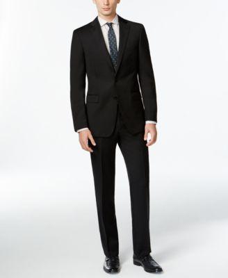 calvin klein suits