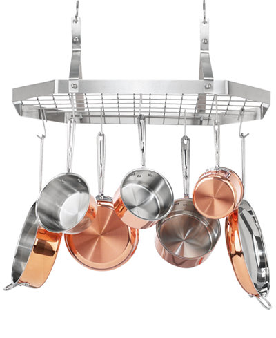 Cuisinart Chef's Classic Stainless Steel Octagonal Hanging ...