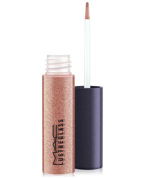 MAC Lustreglass Lip Gloss