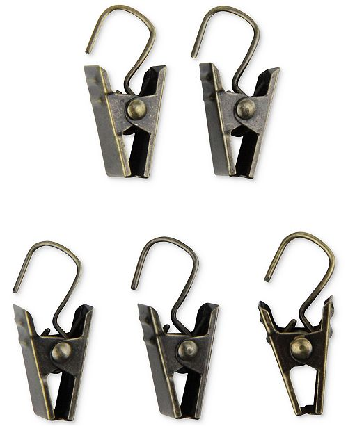Rod Desyne Set of 24 Clips with Hooks