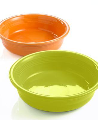 Scarlet 2-Quart Serve Bowl