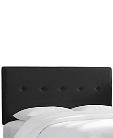 Holley Queen Five Button Headboard