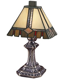 Castle Cut Accent Table Lamp