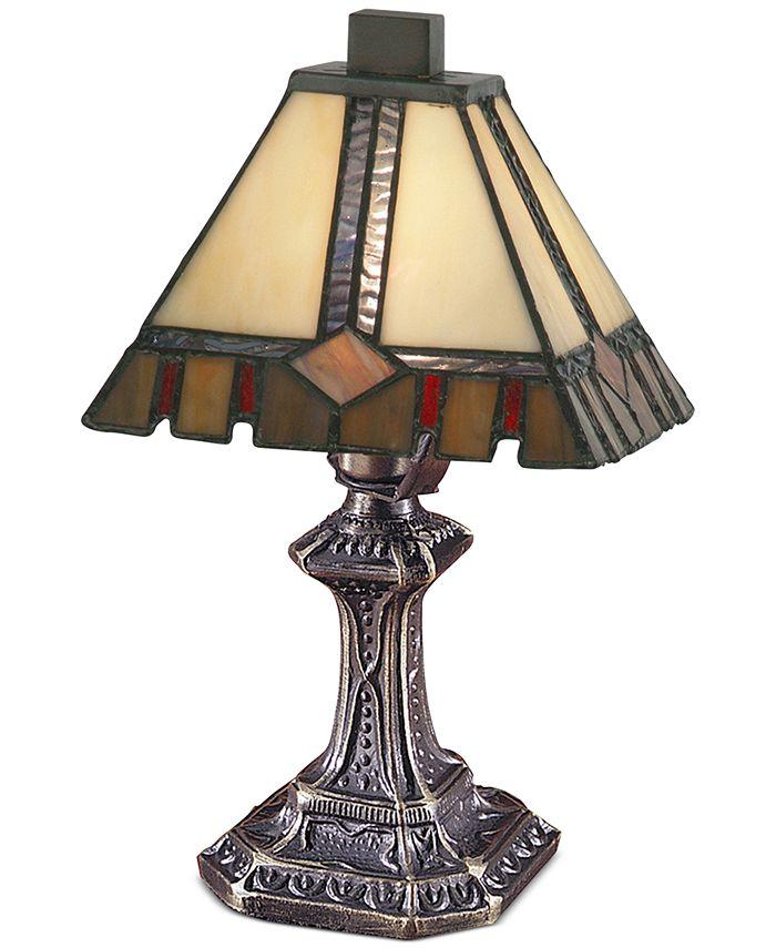 Dale Tiffany - Castle Cut Accent Table Lamp