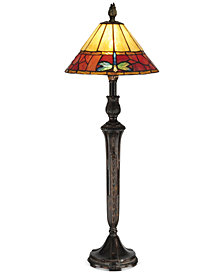 Dale Tiffany Groveland Tiffany Buffet Table Lamp