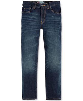 Levi S 174 Boys 541 Athletic Fit Jeans Jeans Kids Amp Baby