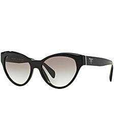 Prada Sunglasses, PRADA PR 08SS 55