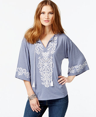 Macys Womens Tops And Blouses 48
