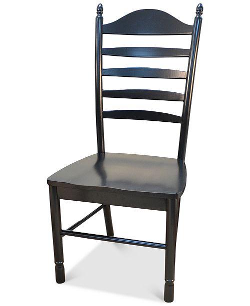 Carolina Classics  Flora Dining Chair, Quick Ship