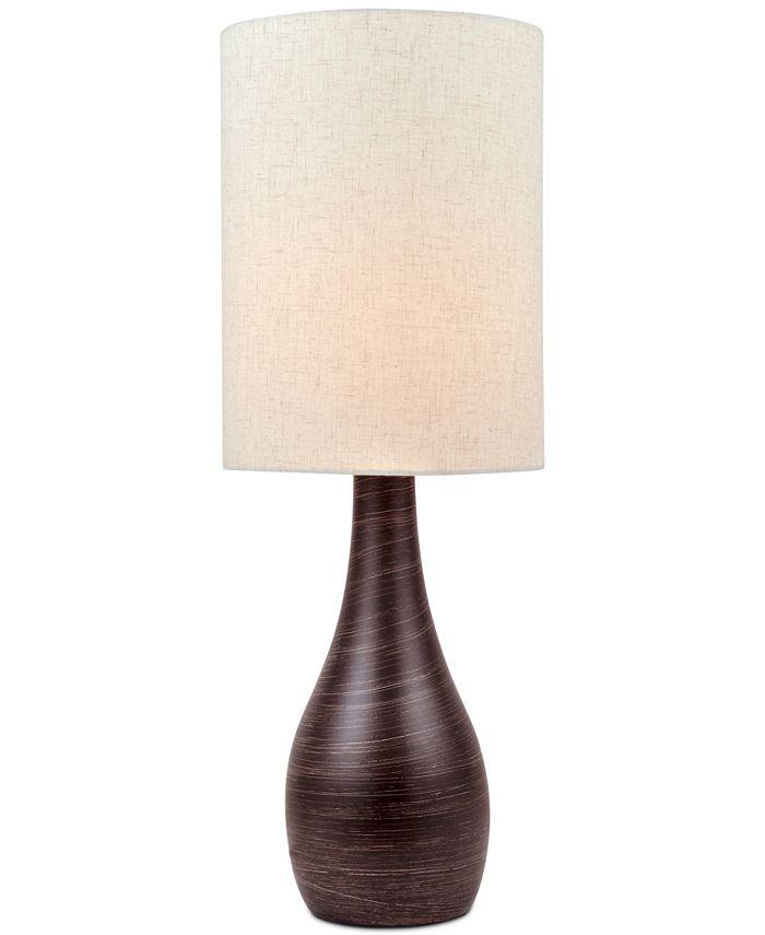 Lite Source - Quatro III Ceramic Table Lamp