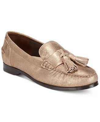 Cole Haan Women's Pinch Grand Tassel Loafers