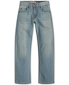 505™  Regular Fit Jeans, Big Boys