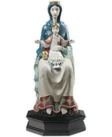 Lladró Porcelain Romanesque Mater Figurine