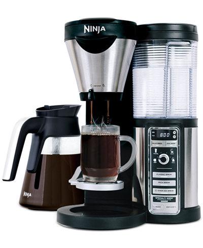 Ninja Cfo82 Coffee Bar Coffee Maker Coffee Tea