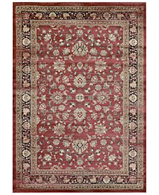 CLOSEOUT! HARAZ HAR1443 Red Area Rugs