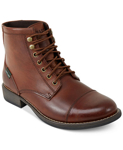 Eastland High Fidelity Lace-Up Boots - All Men's Shoes - Men - Macy's