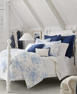 Ralph Lauren Dauphine Comforters Bedding Collections
