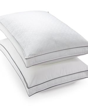 Hotel Collection Luxe DownAlternative MediumDensity Gusset StandardQueen Pillow Hypoallergenic Created for Macys Bedding