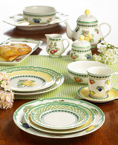 Villeroy boch dinnerware french garden collection for Villeroy boch french garden