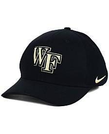 Nike Wake Forest Demon Deacons Classic Swoosh Cap