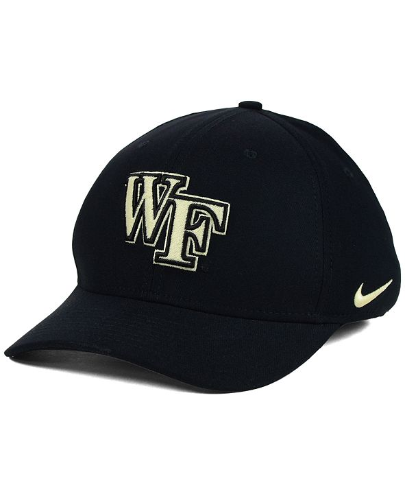 Nike Wake Forest Demon Deacons Classic Swoosh Cap